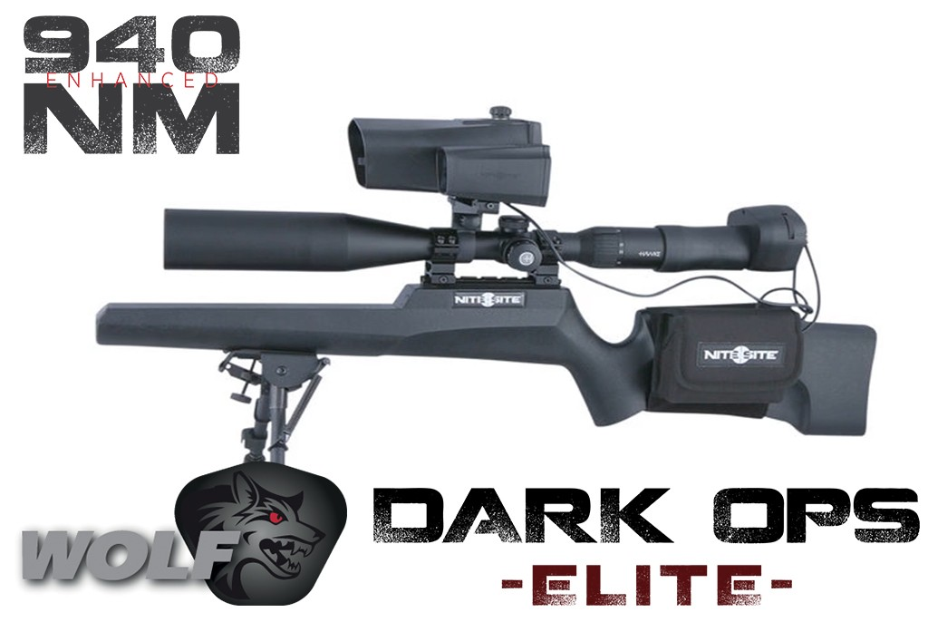 Image of NiteSite Wolf DarkOps Elite Night Vision