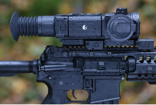 Pulsar Trail XQ50 Thermal Scope