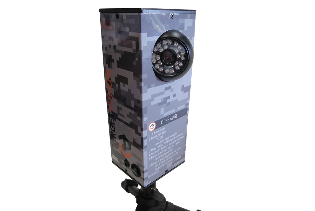 Image of TargetVision LR2 1 Mile Wireless Target Camera System