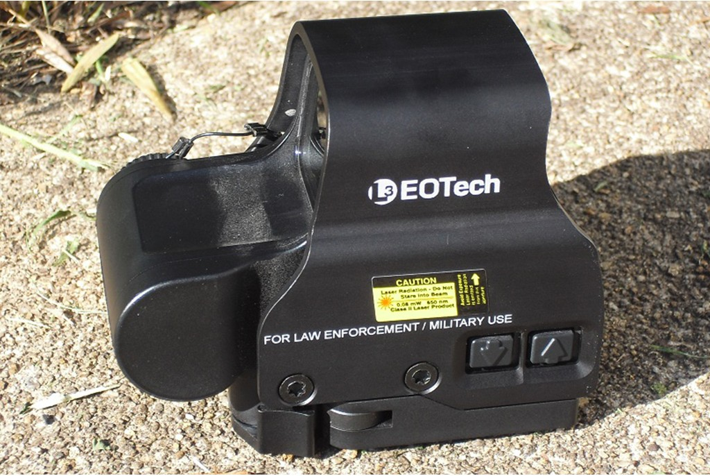Image of EOTech EXPS2 Holographic Sight