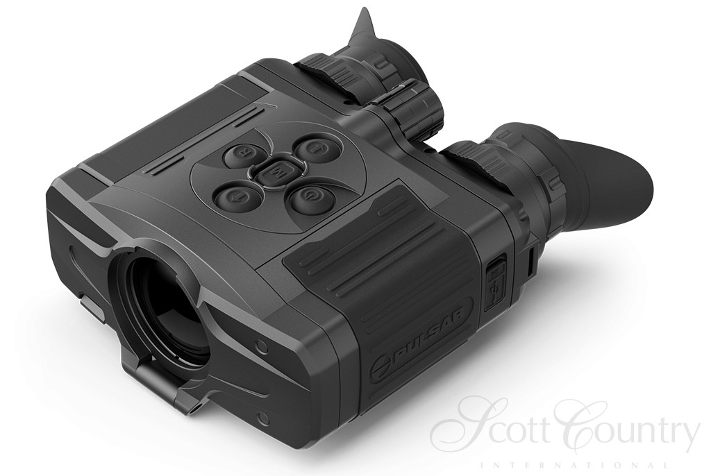 Image of Pulsar Accolade XQ38 Thermal Imaging Binoculars