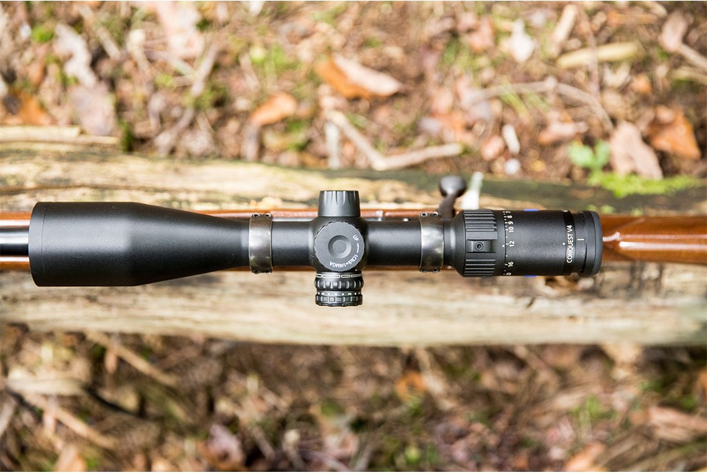Image of Zeiss Conquest V4 4-16x44 Riflescope #94 ASV H