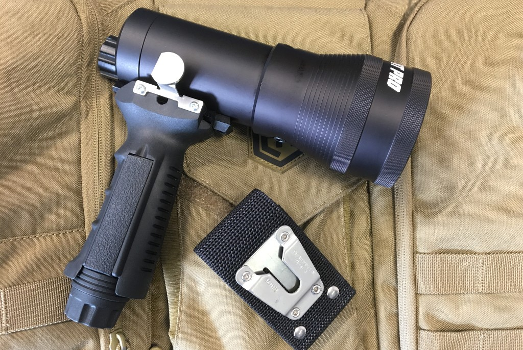 Image of Coyotelight Handle with Belt Clip System