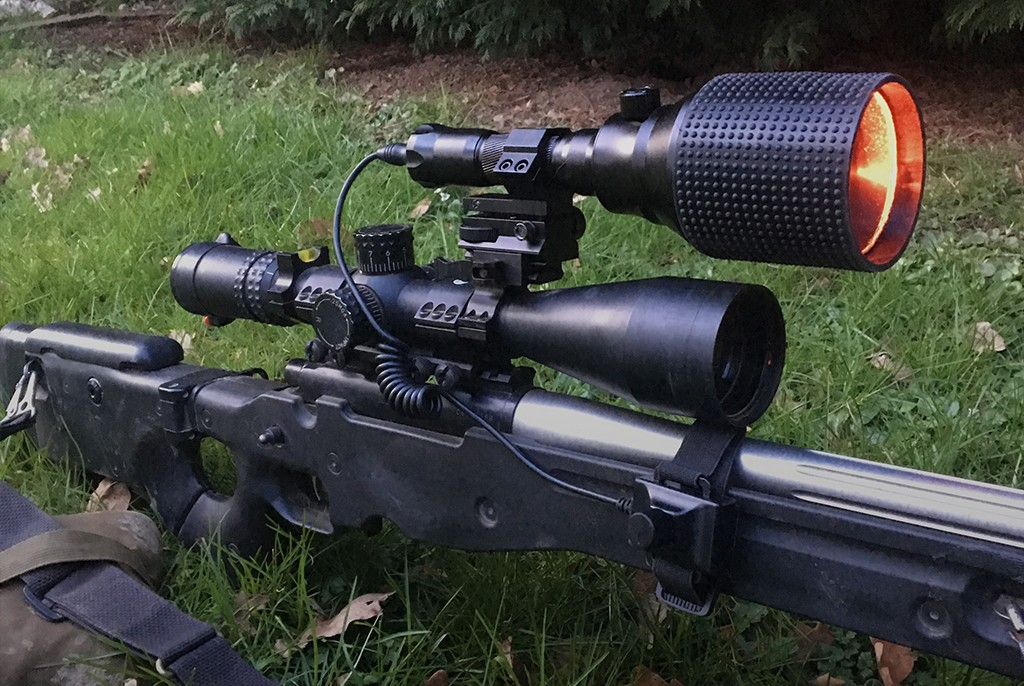 Image of Wicked Lights A67ic Predator Gun Light Kit