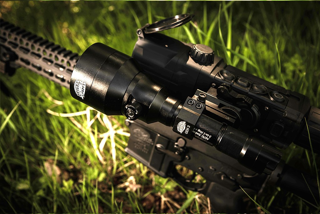 Image of Wicked Lights A67ic Predator Hunting Light Kit