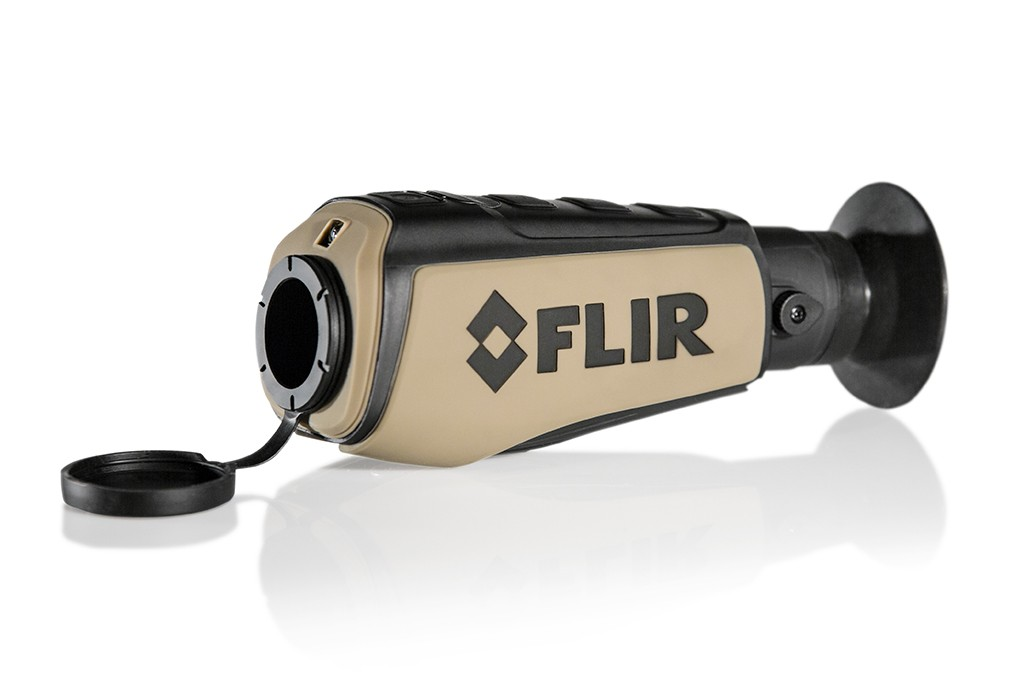 Image of FLIR Scout III 640 30hz Hand Held Thermal Imager