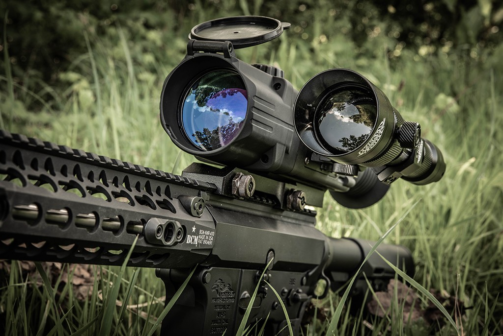 Image of Pulsar Digisight Ultra N355 Package Deal with Wicked Lights IR