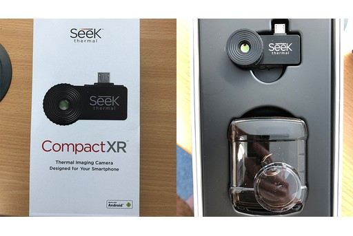 Pre-owned Seek Compact XR for Android