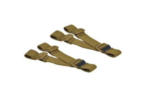 Hazard 4 Delta Elastic Strap - Set of 2