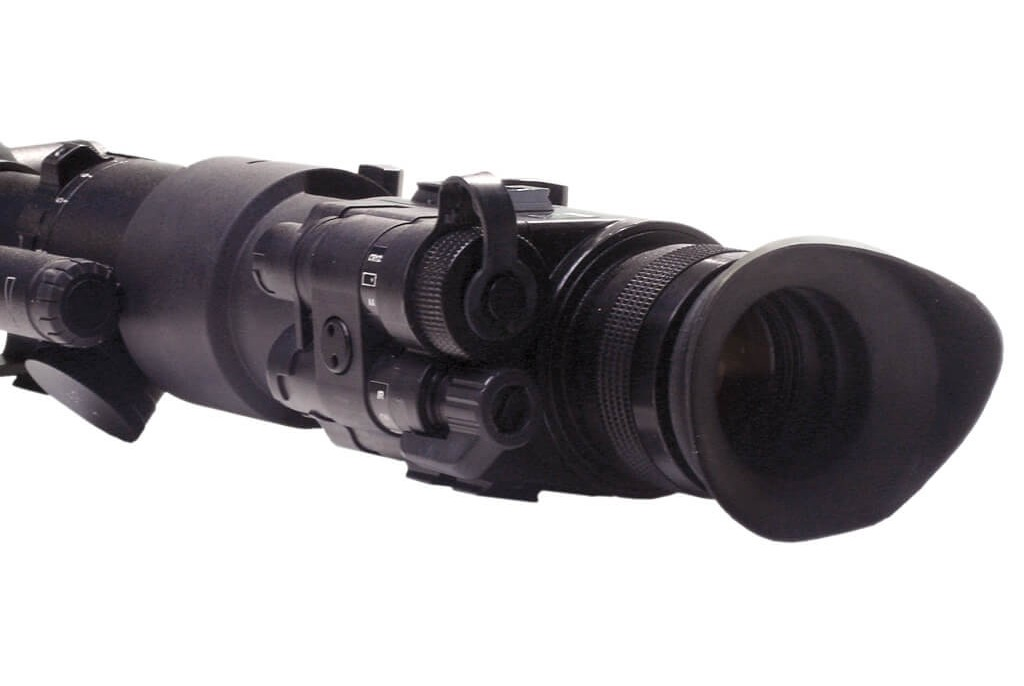 Image of Cobra Fury HDSA Rear Mount Night Vision Riflescope