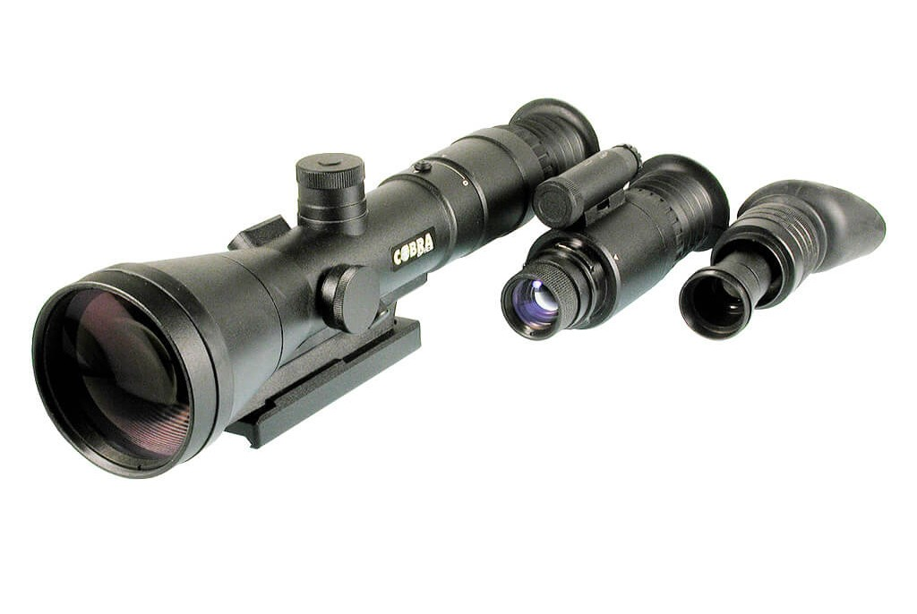 Image of Cobra Tempest Day and Night Vision Riflescope