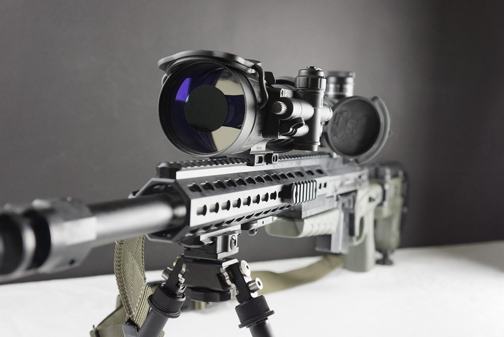 Image of FLIR CO-X Clip On Night Vision - GEN 2+ Quick Silver White Phosphor
