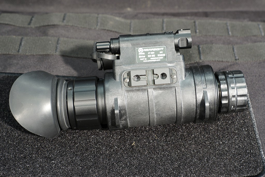 Image of FLIR Sirius QS Gen 2+ Quick Silver White Phosphor Night Vision Monocular