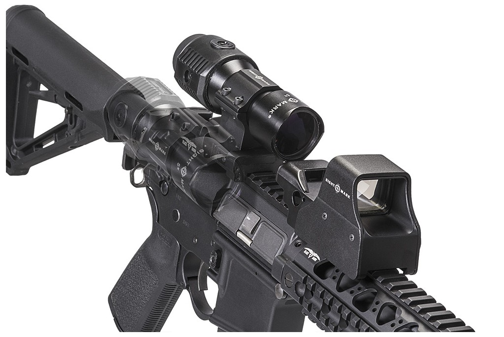 Image of Sightmark 5x Tactical Magnifier