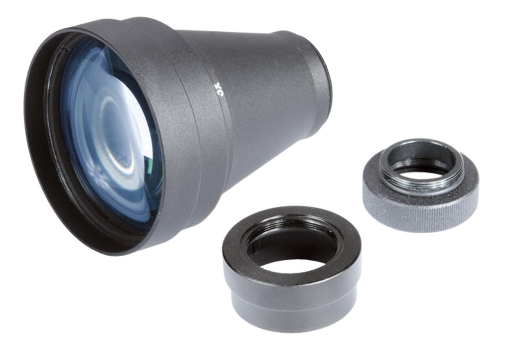 Image of FLIR 3x Afocal Lens for Night Vision
