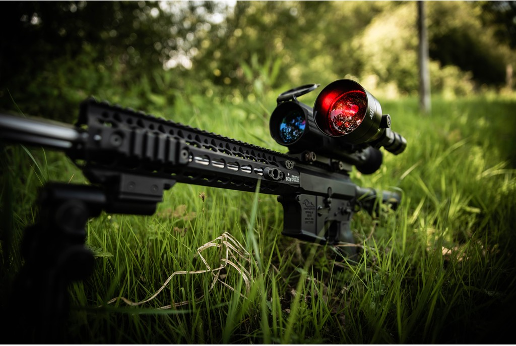 Image of Wicked Lights A67iR Infrared illuminator and Red Night Hunting Light Kit