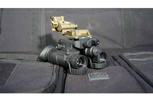 FLIR BNVD-40 Gen 2+ 2HD Night Vision Goggles
