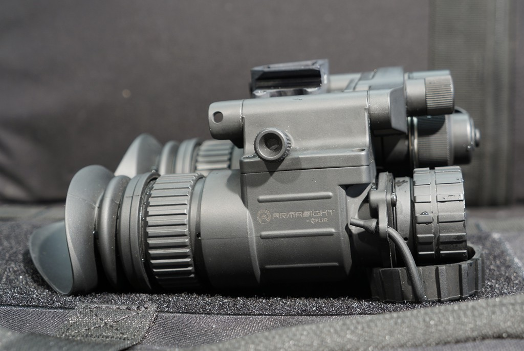 Image of FLIR BNVD-40 Gen 2+ 2HD Night Vision Goggles