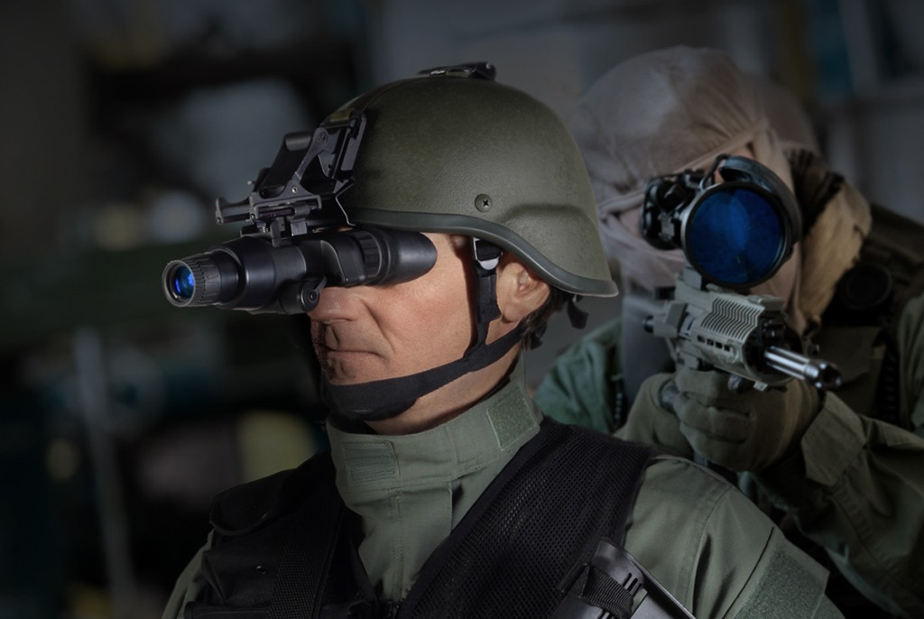 Image of FLIR NYX-7 Gen 2+ 2QSi Night Vision Goggles
