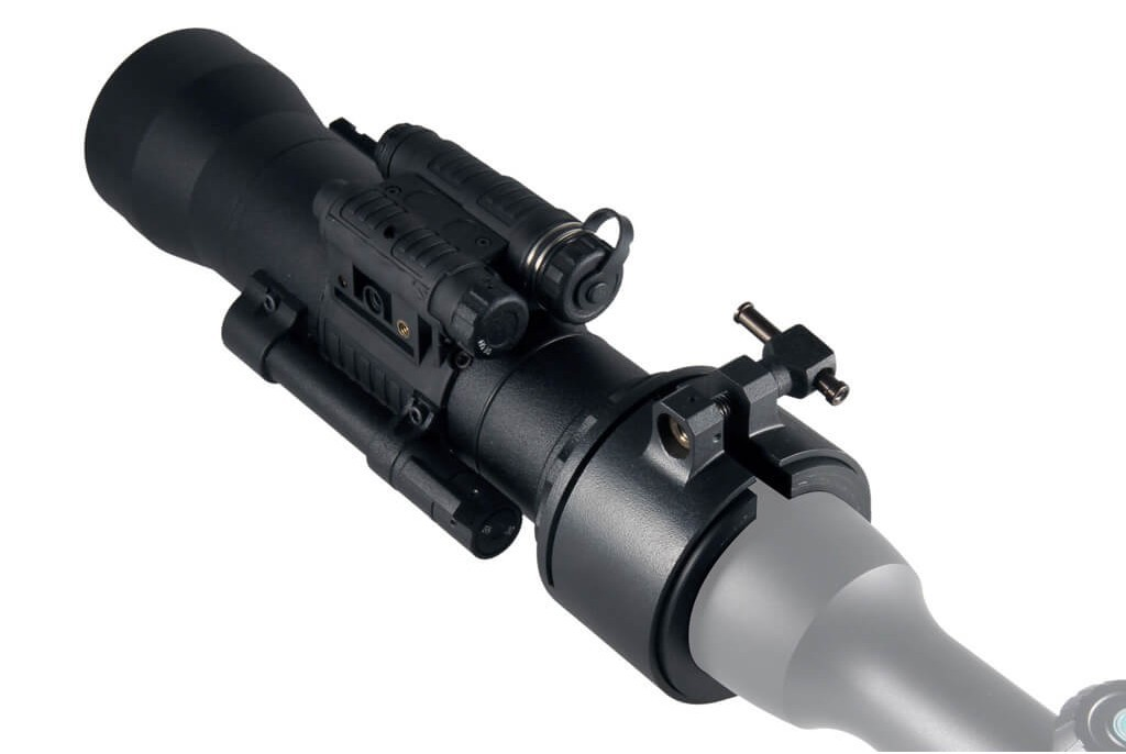 Image of Cobra Blade LR White Phosphor Front mounted night vision add on