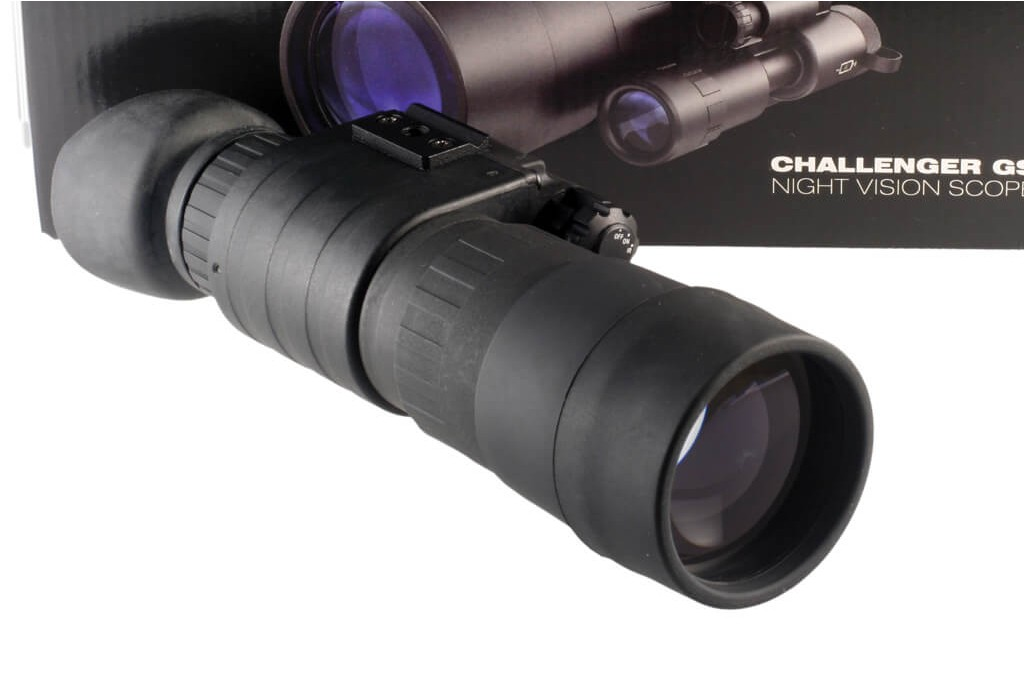 Image of Pulsar Challenger GS 3.5x50 Gen Super Night Vision Monocular