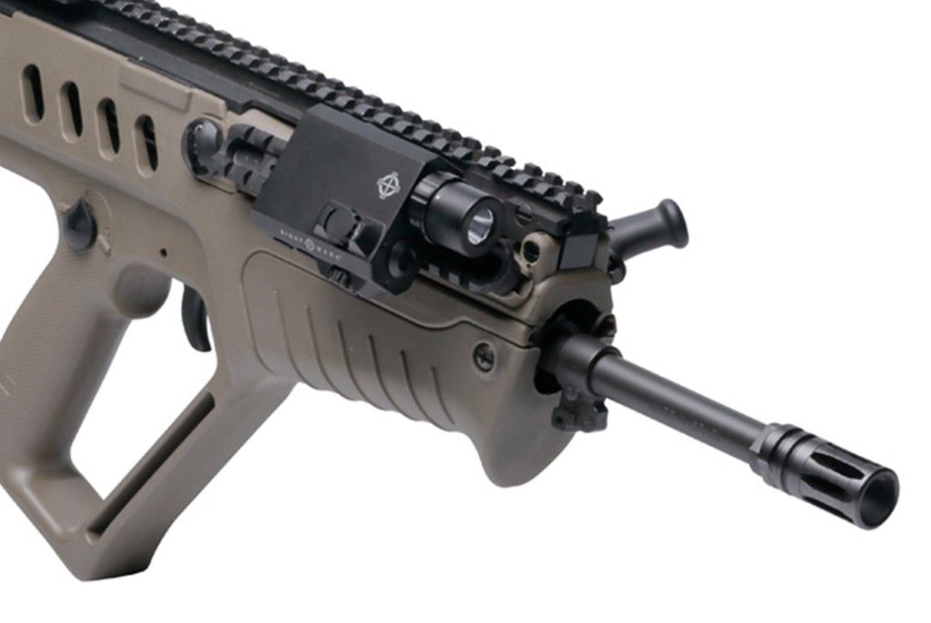 Image of Sightmark LoPro Mini Combo Green Laser and Light