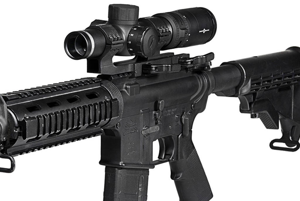 Image of Sightmark Pinnacle 1-6x24AAC Riflescope