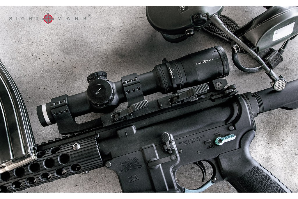 Image of Sightmark Pinnacle 1-6x24TMD Riflescope