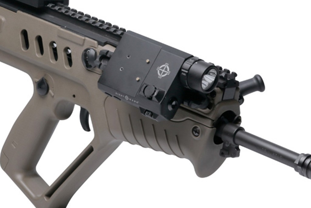 Image of Sightmark LoPro Combo Green Laser and Light