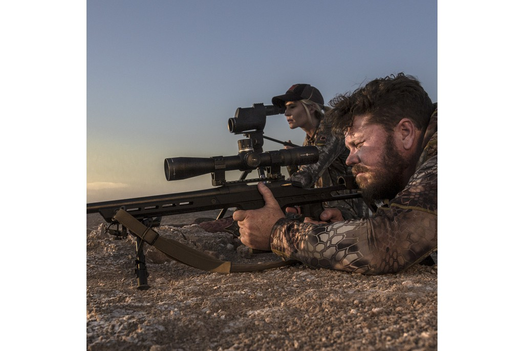 Image of Sightmark Pinnacle 3-18x44 TMD Riflescope