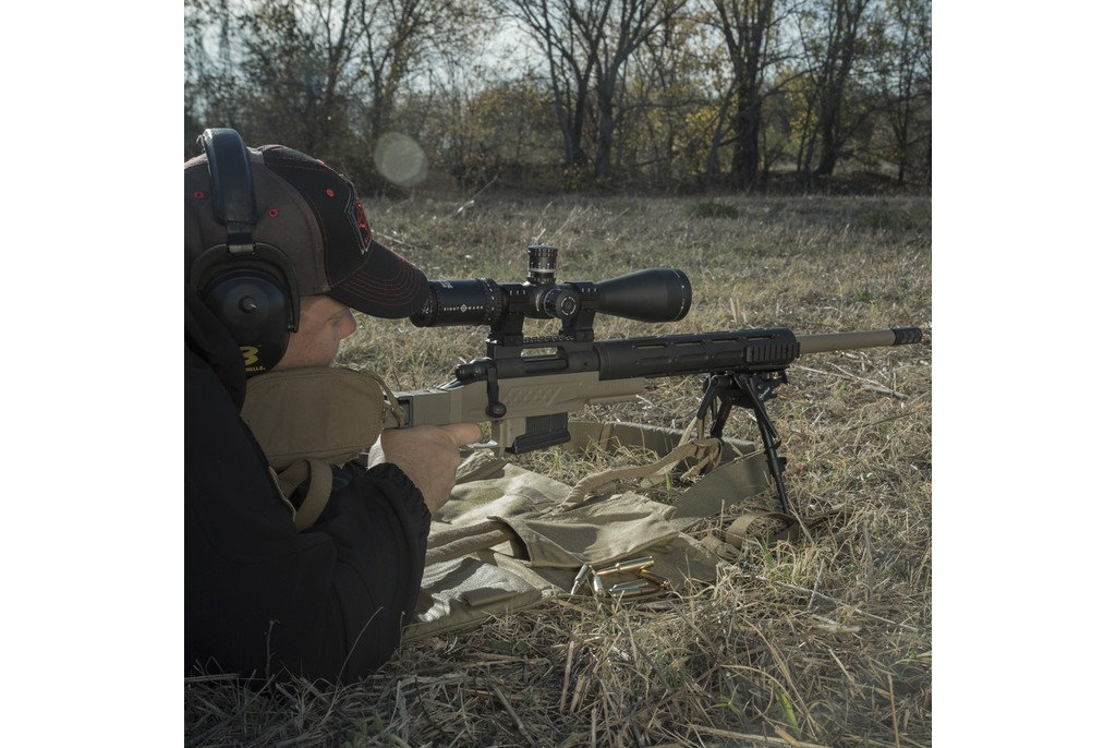 Image of Sightmark Latitude 10-40x60 Benchrest Riflescope