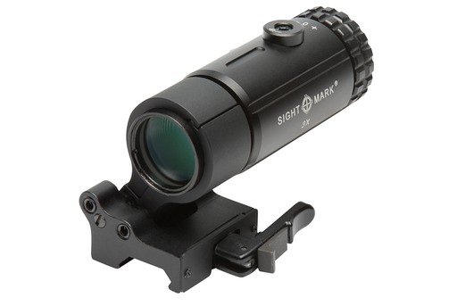 Sightmark T-3 Tactical Magnifier with LQD Flip to Side Mount
