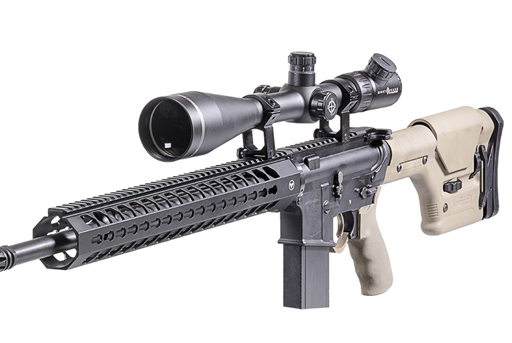 Image of Sightmark Core SX 10-40x56 CBR Benchrest Competition Riflescope