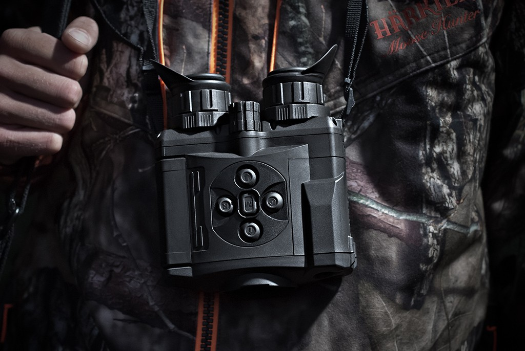 Image of Pulsar Accolade LRF XP50 Thermal Binoculars
