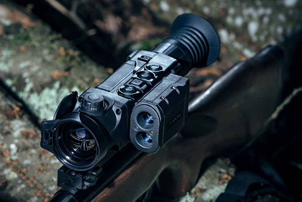 Image of Pulsar Trail LRF XP50 Thermal Riflescope