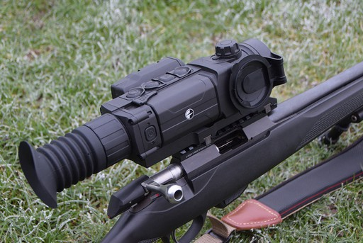 Pulsar Trail LRF XQ50 Thermal Riflescope
