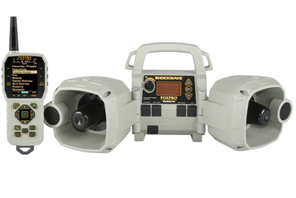 Image of FoxPro Shockwave Electronic Caller