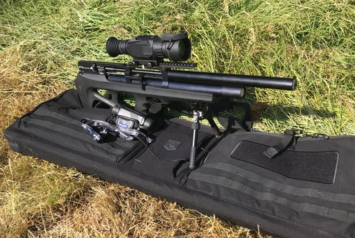 Sightmark Wraith Day Night Vision Riflescope