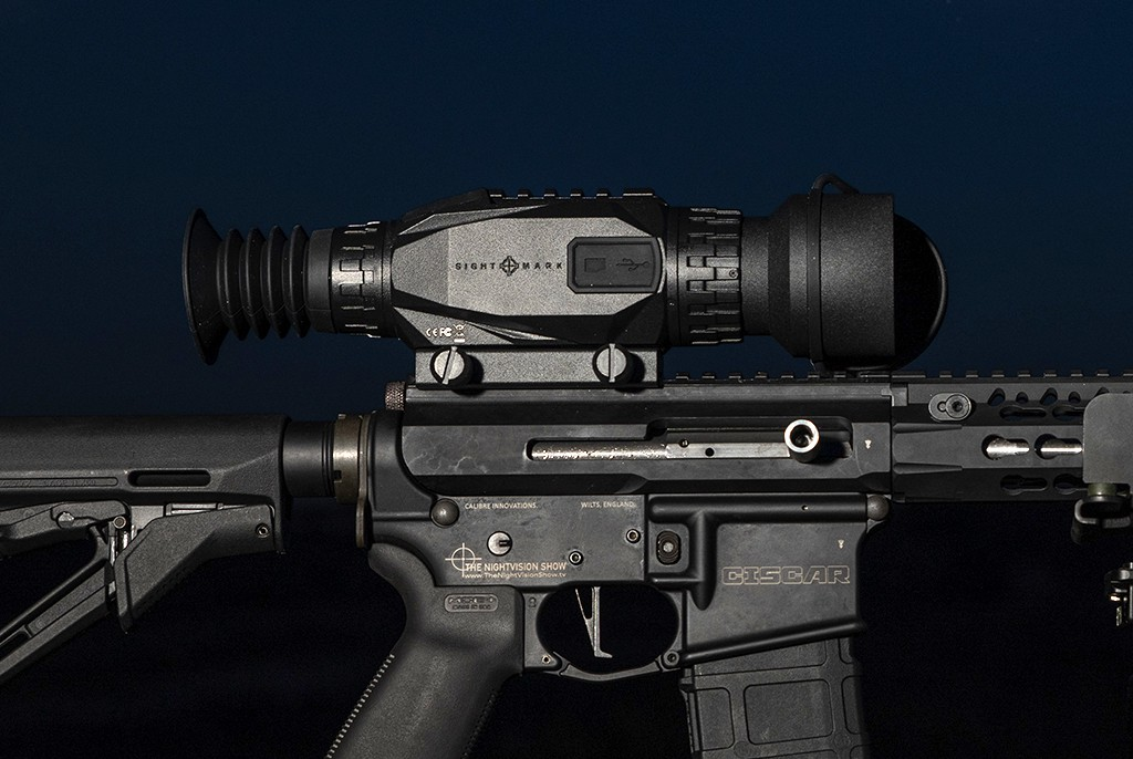 Image of Sightmark Wraith Day Night Vision Riflescope
