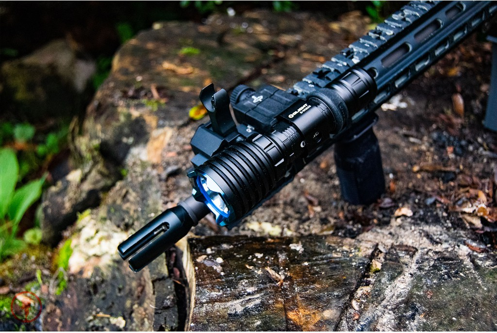 Image of OLight Warrior X 2000 Lumens Tactical Flashlight