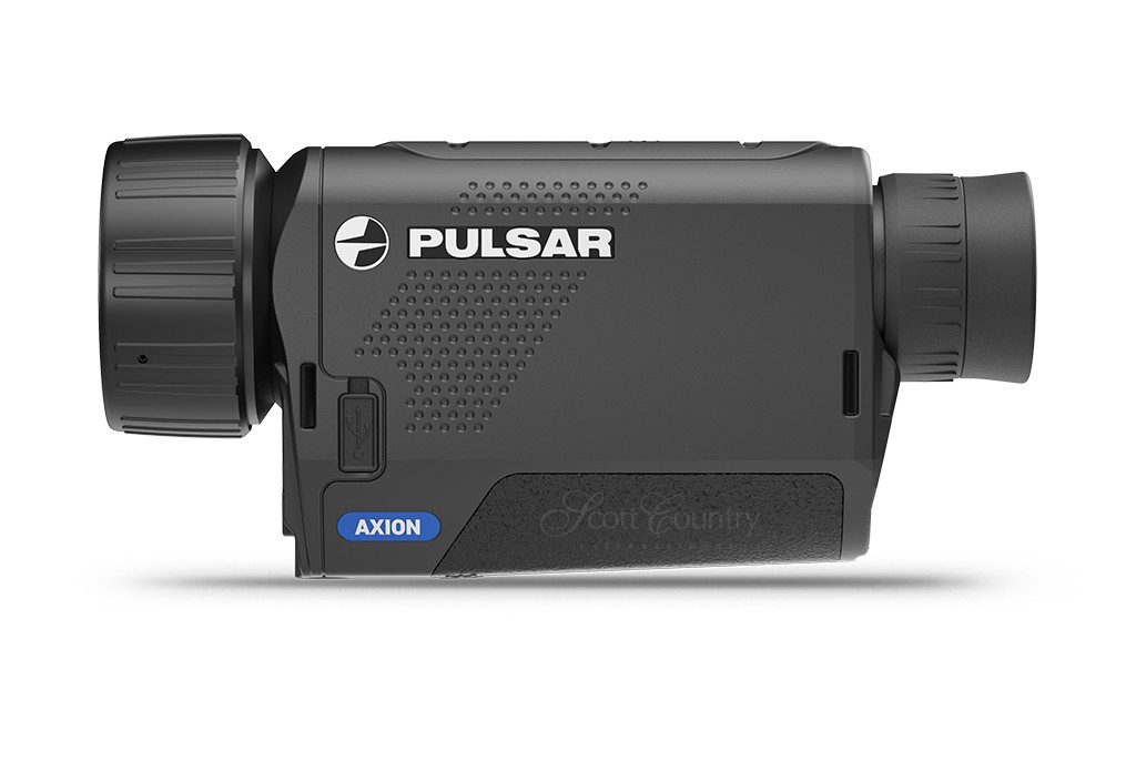 Pulsar Axion Thermal