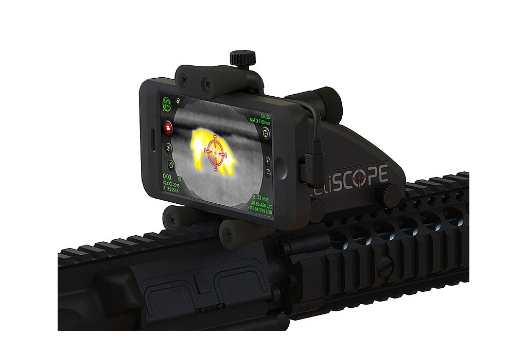 Intelliscope Pro + with Seek Thermal Fitting Kit