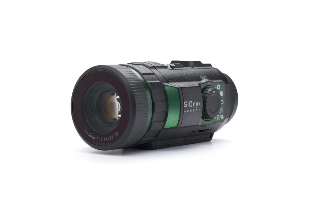 Image of SiOnyx Aurora Colour Day Night Vision Camera