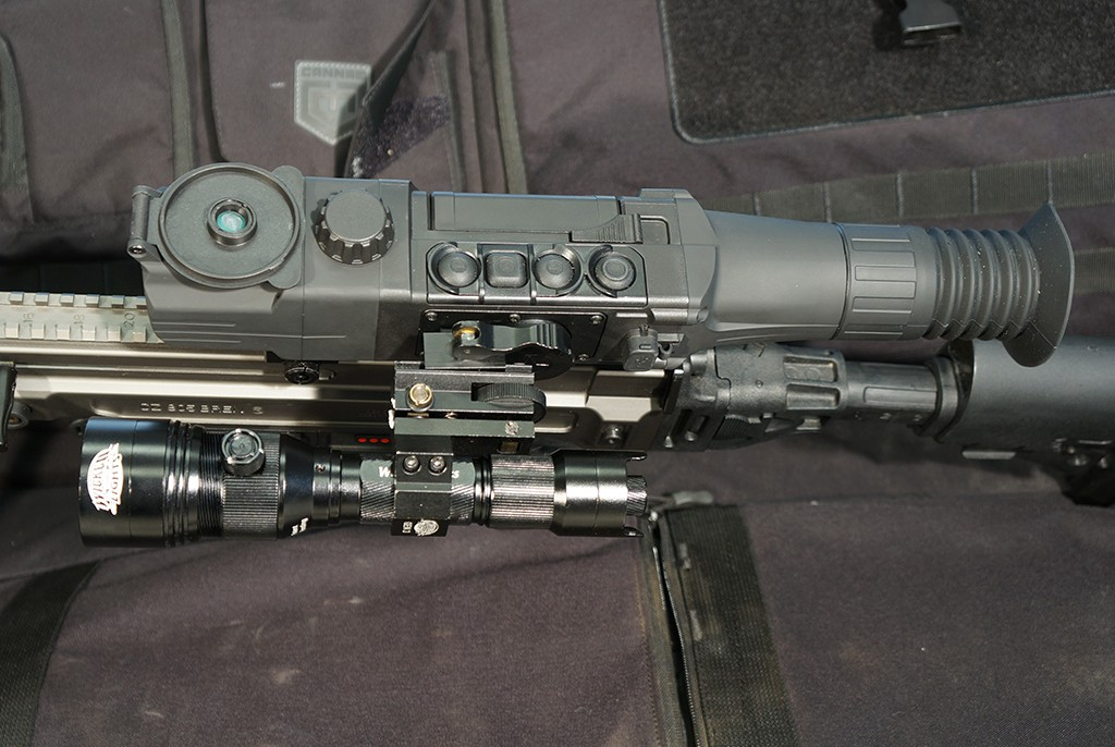 Image of Pulsar Digisight Ultra N450 HD with FREE Wicked Light A51iR Full Kit worth £249.99