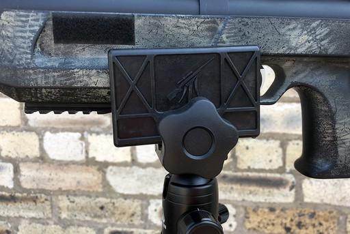TriClawps Solo Saddle Clamp Rifle System