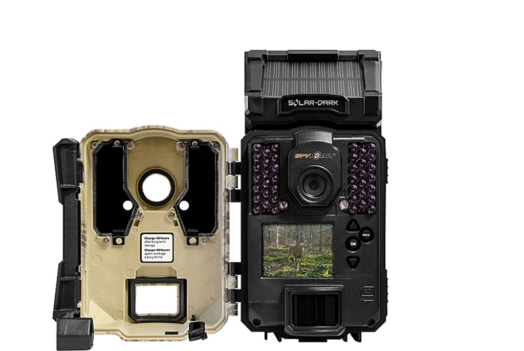 Image of Spypoint SOLAR-DARK Wildlife Camera
