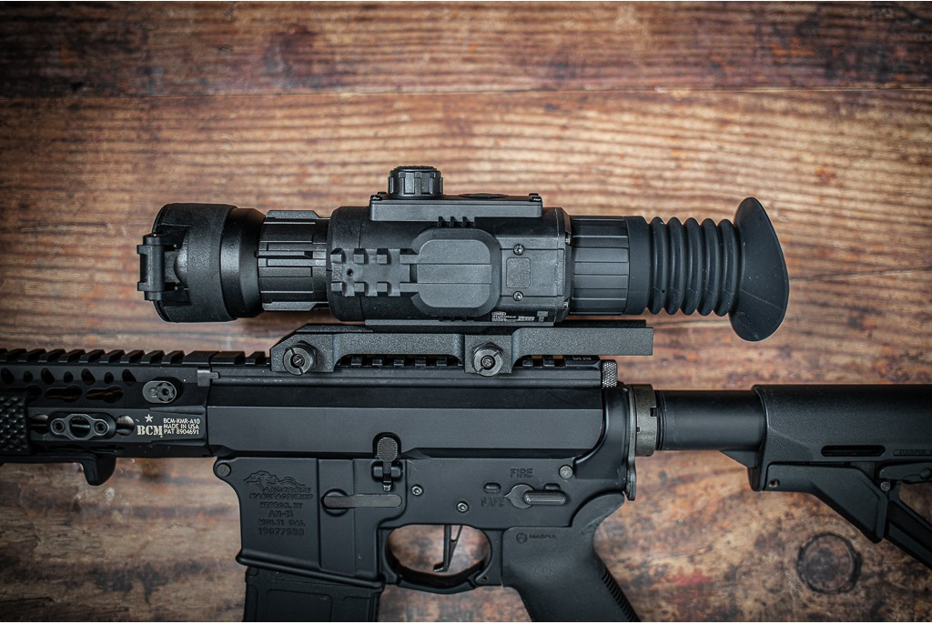 Image of Yukon Sightline N470S Digital Night Vision Riflescope