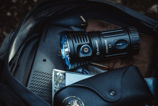 OLight X7R Marauder Tactical Flashlight
