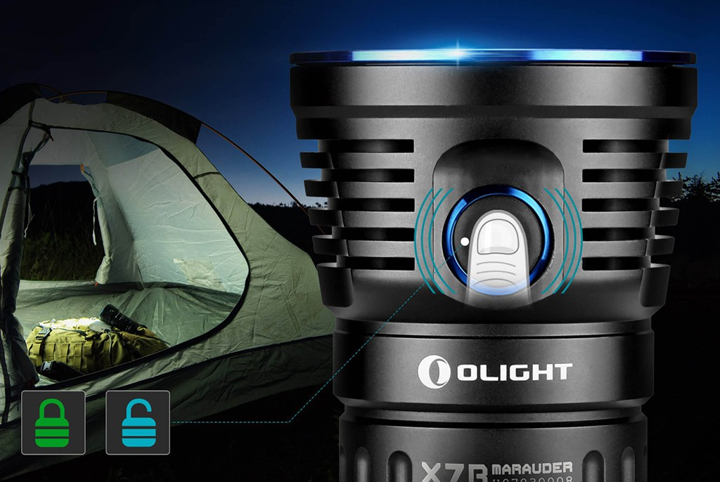 Image of OLight X7R Marauder Tactical Flashlight