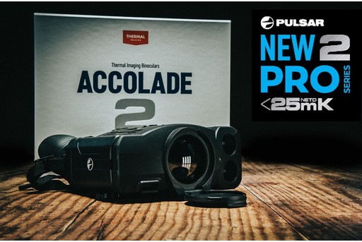 Pulsar Accolade 2 LRF PRO XP50 Thermal Biocular